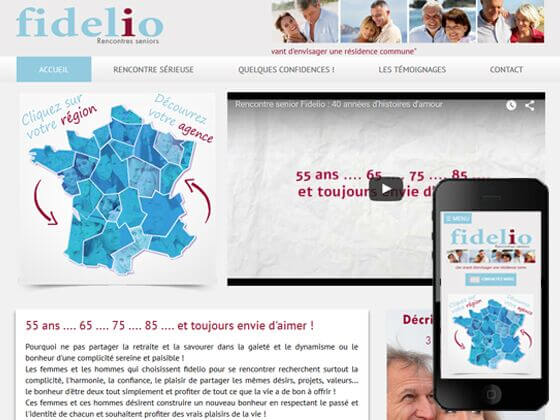 Site de rencontres fidelio
