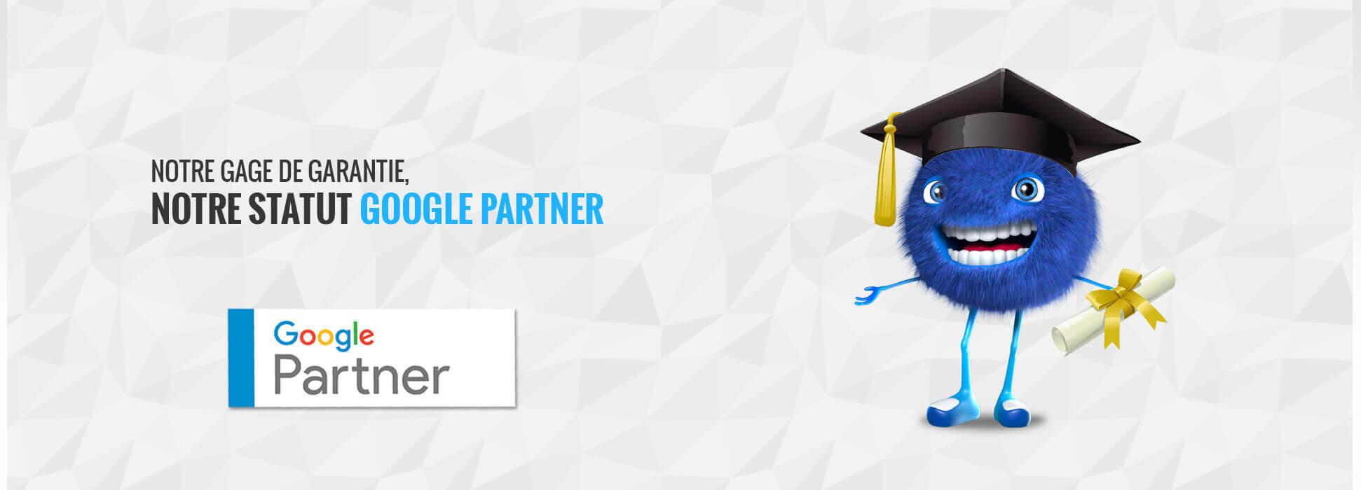statut google partner neobiz